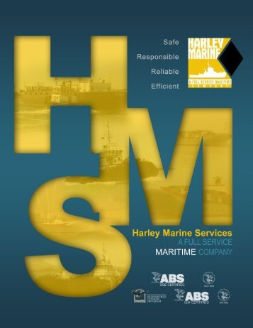 Learn more about HMS in the 2013 Harley Marine Magazine