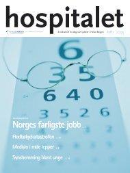 Hospitalet 2005 Nr 1.pdf - Helse Bergen