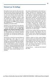 Thieme: Taschenatlas Anatomie, Band 1