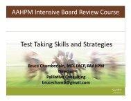 Test Taking Skills and Strategies