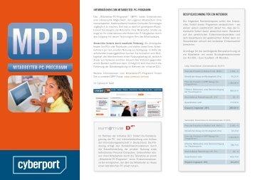 Arbeitgeber - Cyberport