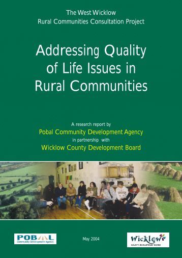 health issues in rural areas of Rural mental health research white paper for national institute of mental health september 2011 2  the issues for mental health in rural areas will be discussed fol-.