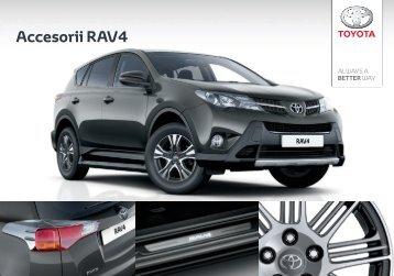 Accesorii Toyota Rav4 40