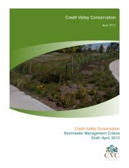 (DRAFT) – April 18, 2012 - Credit Valley Conservation