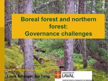 Presentation - Forum plan nord 2012