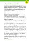 Wahlprogramm 2009 - Bündnis 90/Die Grünen Oerlinghausen - Seite 6