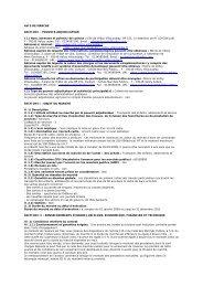 AVIS DE MARCHE SECTION I : POUVOIR ADJUDICATEUR I.1 ...