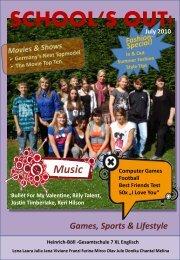Folie 1 - Heinrich-Böll-Gesamtschule