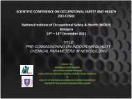 Paper 12 - Pre-commissioning on indoor air quality - NIOSH