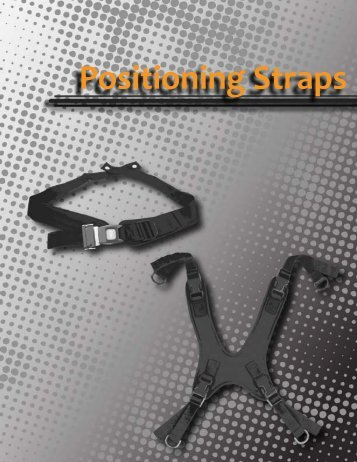 Positioning Straps - Richardson Products Inc.