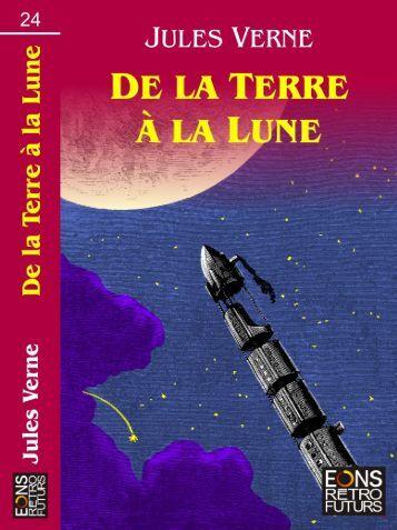 0024 - De la Terre à la Lune - Zvi Har'El's Jules Verne Collection