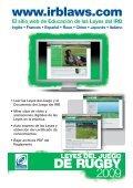 Leyes del Juego 2009 - URBA - Page 3
