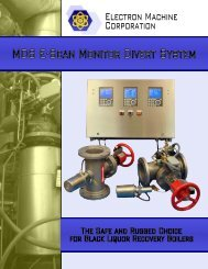 Page 1 - Electron Machine Corporation