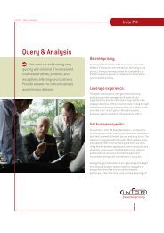 Query & Analysis - LLP Group