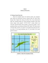 BAB H TINJAUAN PUSTAKA 2.1 Tinjauan Umum Pulau Pari