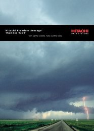 Thunder 9200 Overview - Unylogix Technologies Inc.