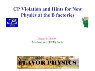 CP Violation and Hints for New Physics at the B factories