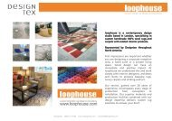 loophouse custom made rugs
