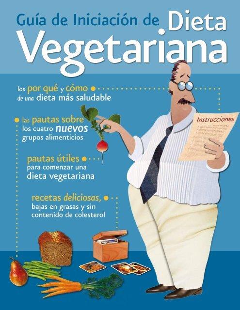 Que es una dieta vegetariana pdf