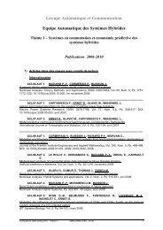 Liste des publications de 2006 à 2010 - IETR