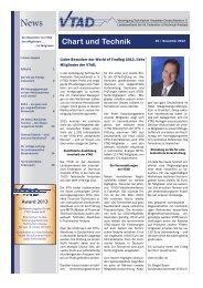 VTAD News November 2012 - Vereinigung Technischer Analysten ...