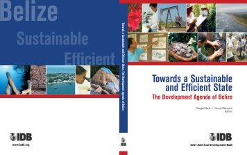 Towards a Sustainable and Efficient State The Development ...