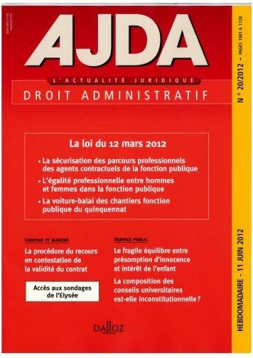 N°20- 11 juin 2012