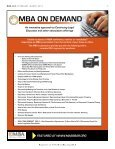 MBA On DeMAnD - Page 5