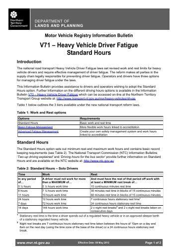 rta heavy vehicle driver handbook