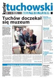 Numer 5 (8) MAJ 2013 - Dom Kultury w Tuchowie - Tuchów