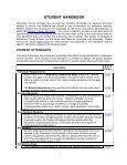 Student Handbook - Williamson County Schools - Page 5