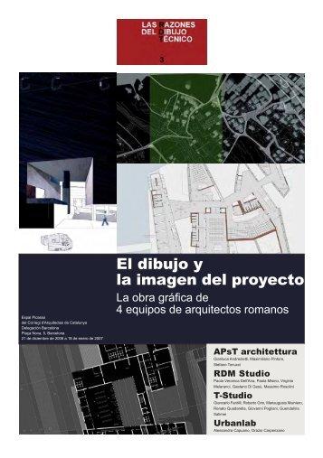 El dibujo y la imagen del proyecto - UPCommons