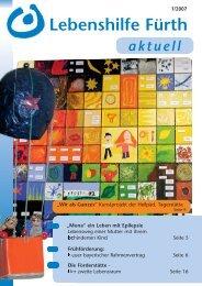 01/2007 - Lebenshilfe Fürth eV