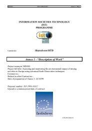 """Annex 1 - """"Description of Work"""" - Arkisto.gsf.fi"""
