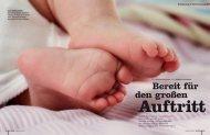 Eltern Jänner 2013 - Kinderfüße-Kinderschuhe