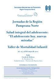 Jornadas de la Región Pampeana Norte Salud integral del ... - Filiales