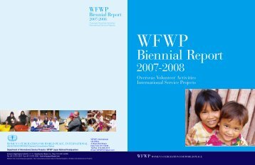 Biennial Report 2009 - Women's Federation for World Peace
