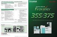 Documentation Minilabs Frontier 355/375