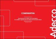 Comparativa de Adecco entre el reciente Real Decreto-ley ... - Gref