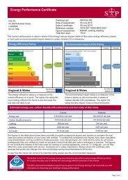 Energy Performance Certificate RDSAP 9.82 Engl