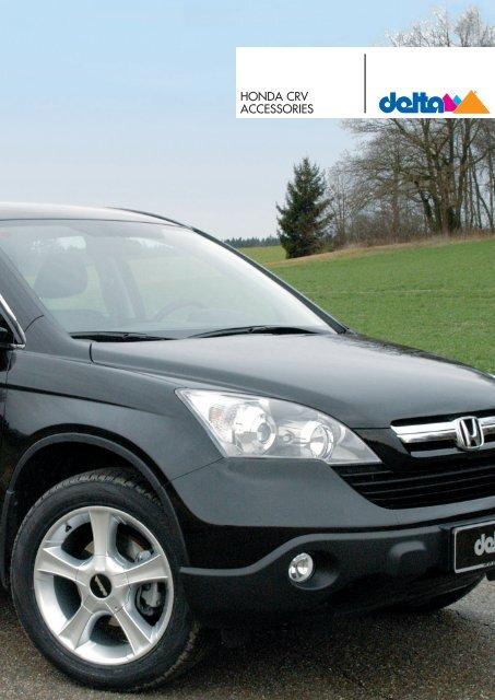 HONDA CRV ACCESSORIES - Auto-Stieger