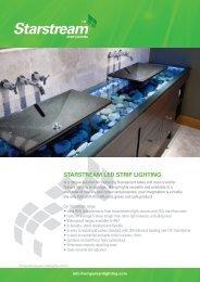 STARSTREAM LED STRIP LIGHTING ™