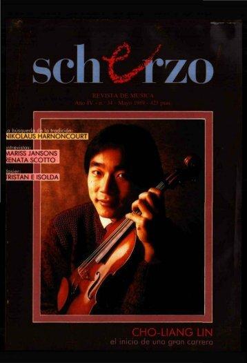 34 May - Scherzo