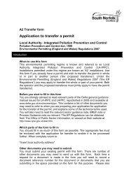 Download the LA-IPPC A2 permit transfer application form