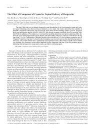Chem. Pharm. Bull. 58(5): 611-614 (2010) - Kaohsiung Medical ...