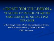« DON'T TOUCH LESION »