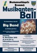 Musikantenkurier - Bundesmusikkapelle Kramsach - Seite 4