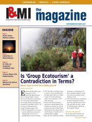 Is 'Group Ecotourism' a Contradiction in Terms? - micePLACES