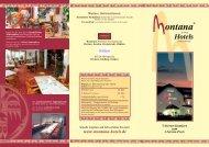 ontana - der Montana Hotels Deutschland
