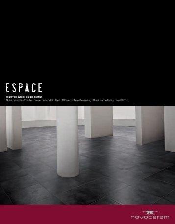 Catalogue Espace - Novoceram